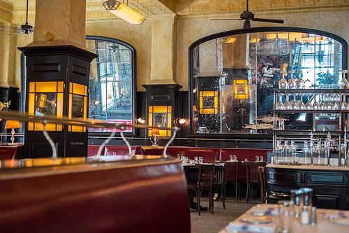Russian Restaurant Downtown Manhattan