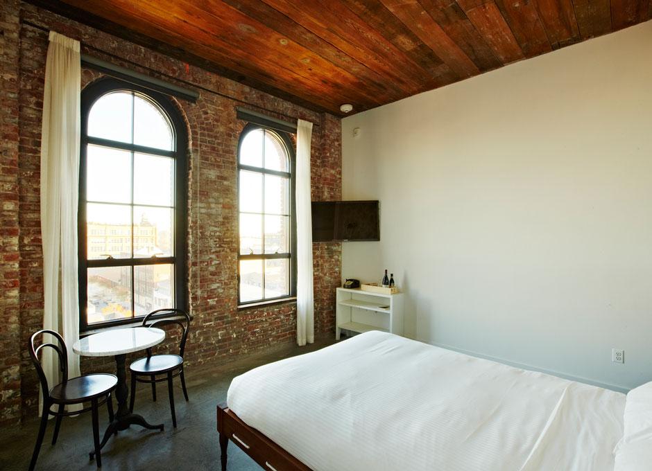 Wythe Hotel Williamsburg Brooklyn Seenewyork Nyc